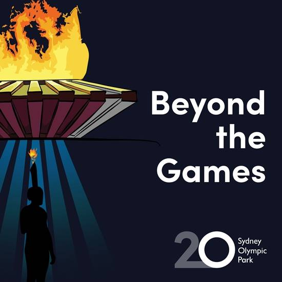 Beyond the Games podcast