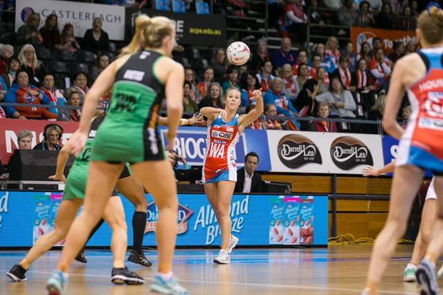NSW Swifts vs West Coast Fever