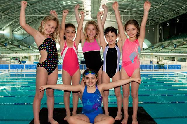 Aquatic Centre - Diving clinic - Photography by Paul K Robbins