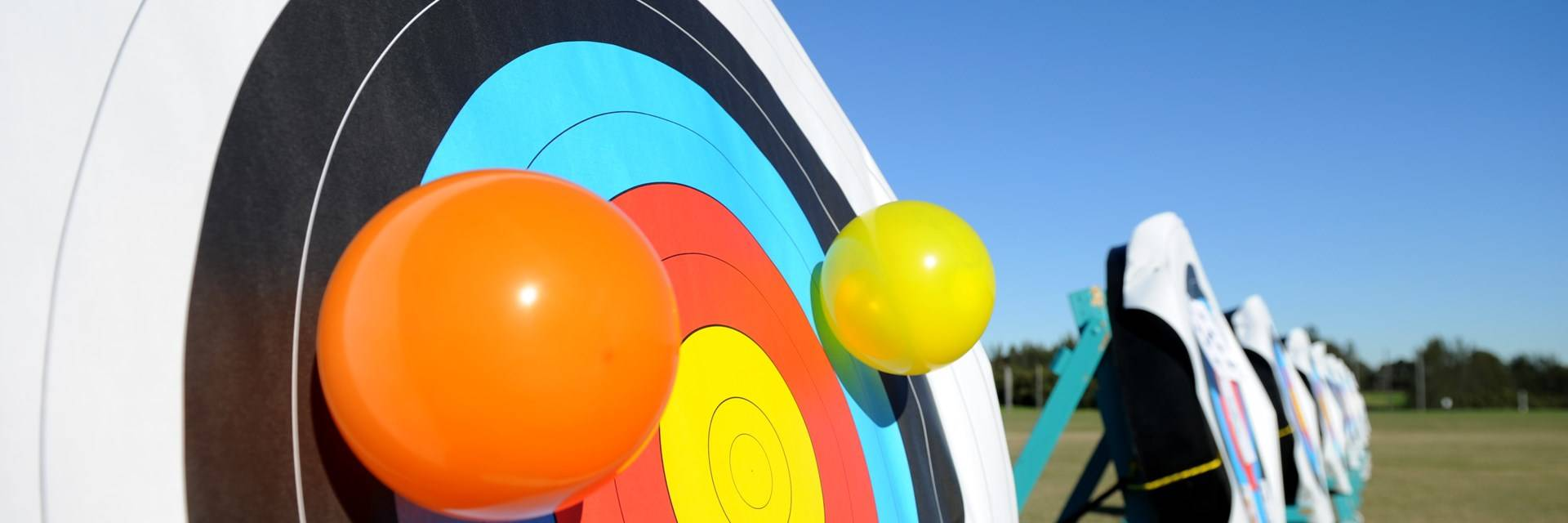 Sydney Olympic Park Archery Centre - Parties - Photography by Delly Carr