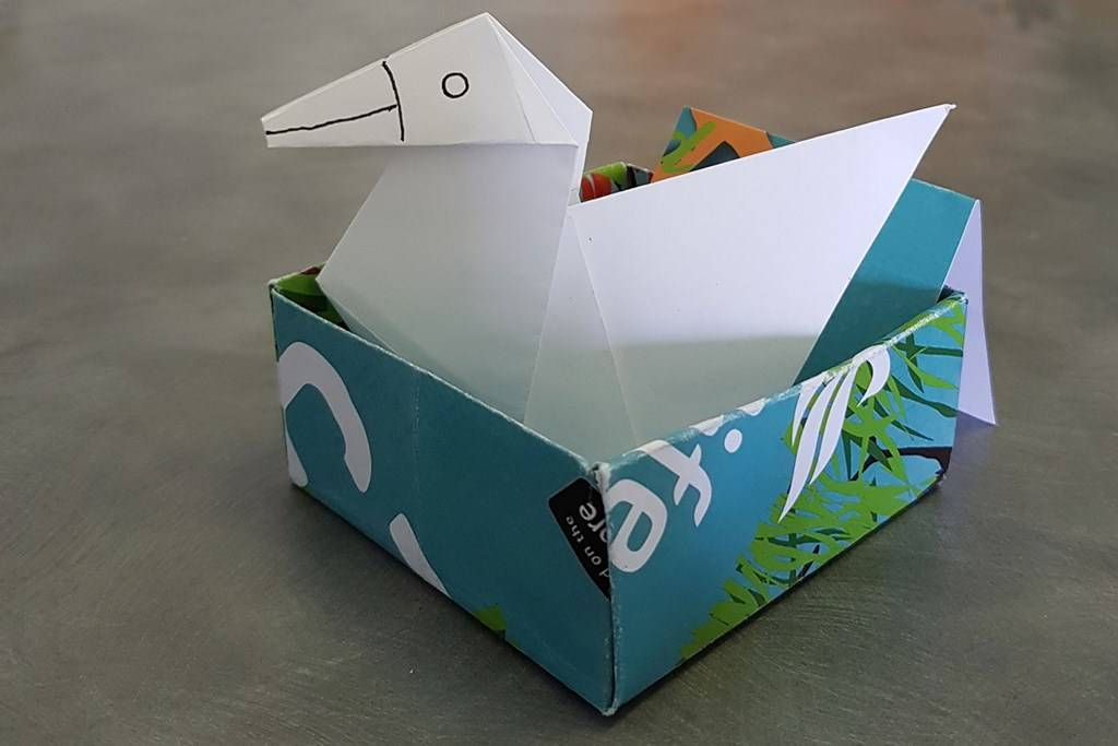 Waterbirds Origami at Sydney Olympic Park