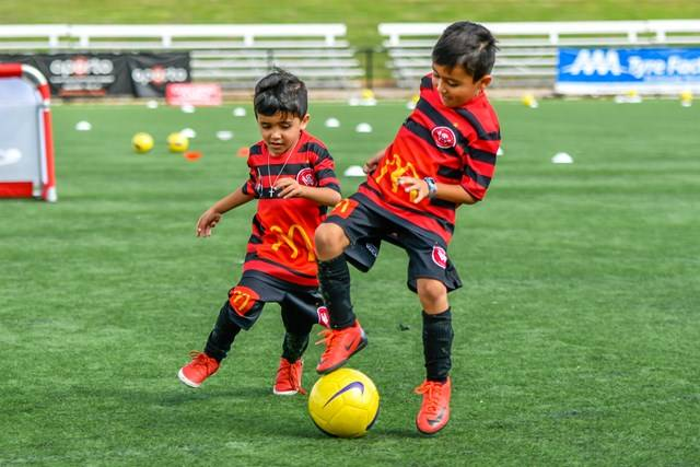 Soccer Holiday Program Wanderers