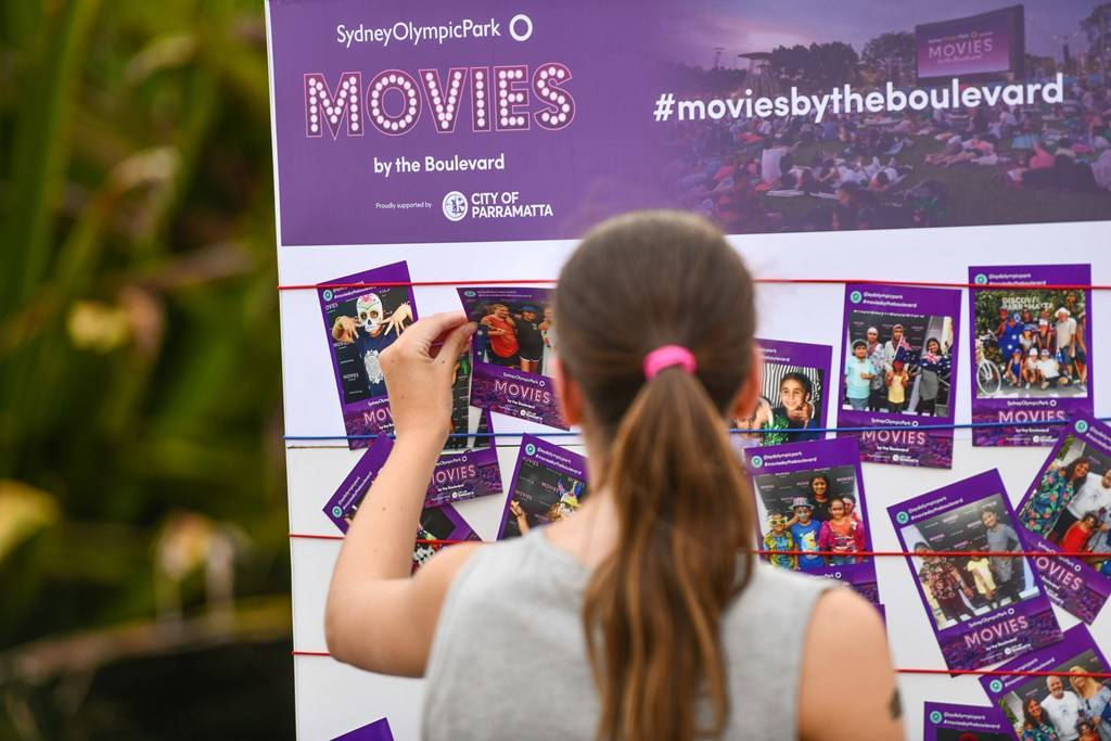 Movies by the Boulevard 2019