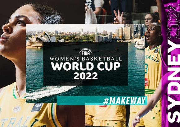 Women's Basketball World Cup coming to Sydney 2022