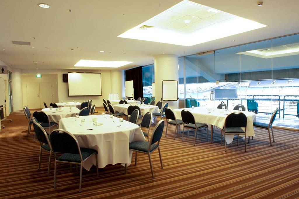 Sydney Olympic Park - Tryline Rooms (Ambassadors) - Photography courtesy of ANZ Stadium
