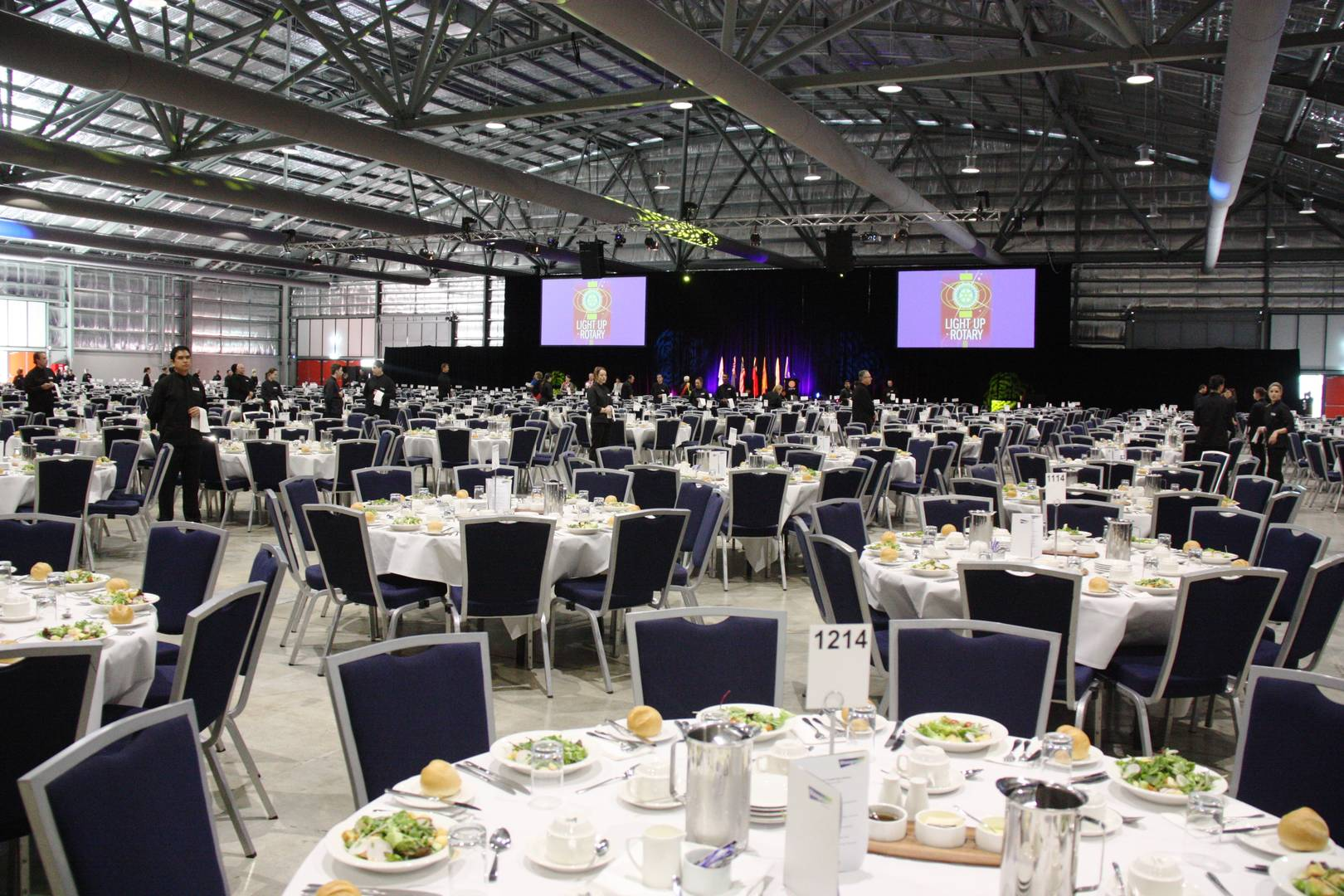 Exhibition Booth Hire Sydney : Exhibition halls and at sydney showground sydney olympic park