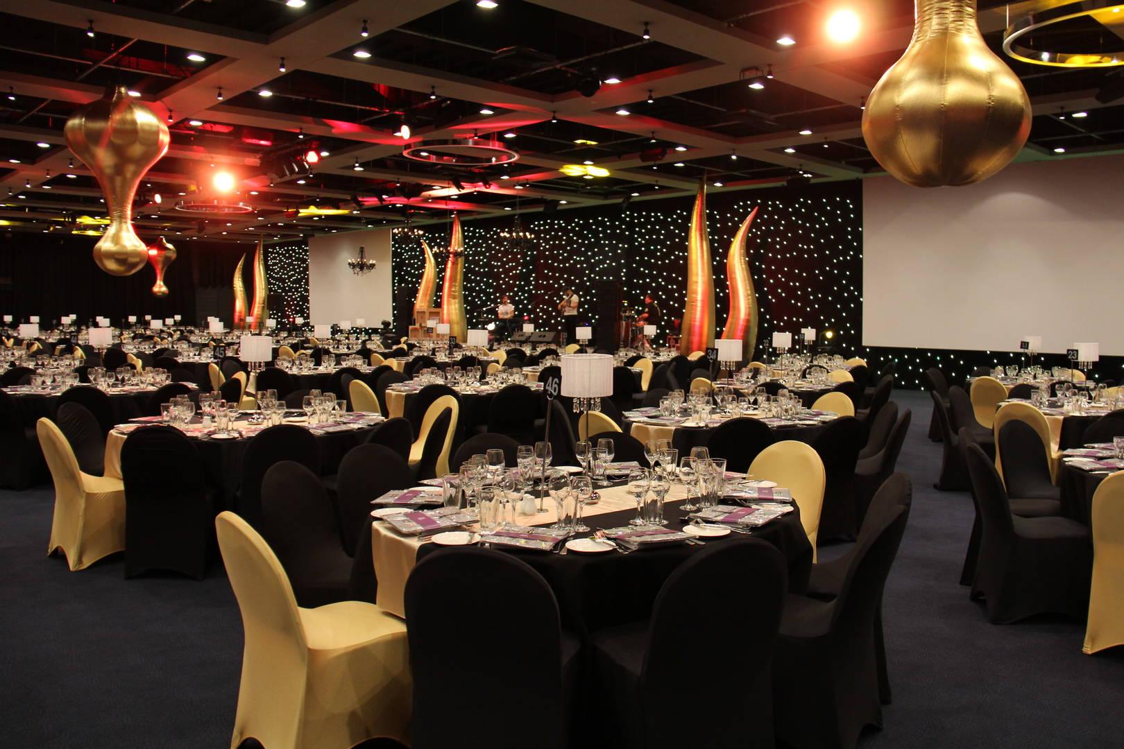 Grand Foyer Qudos : Grand ballroom at qudos bank arena sydney olympic park