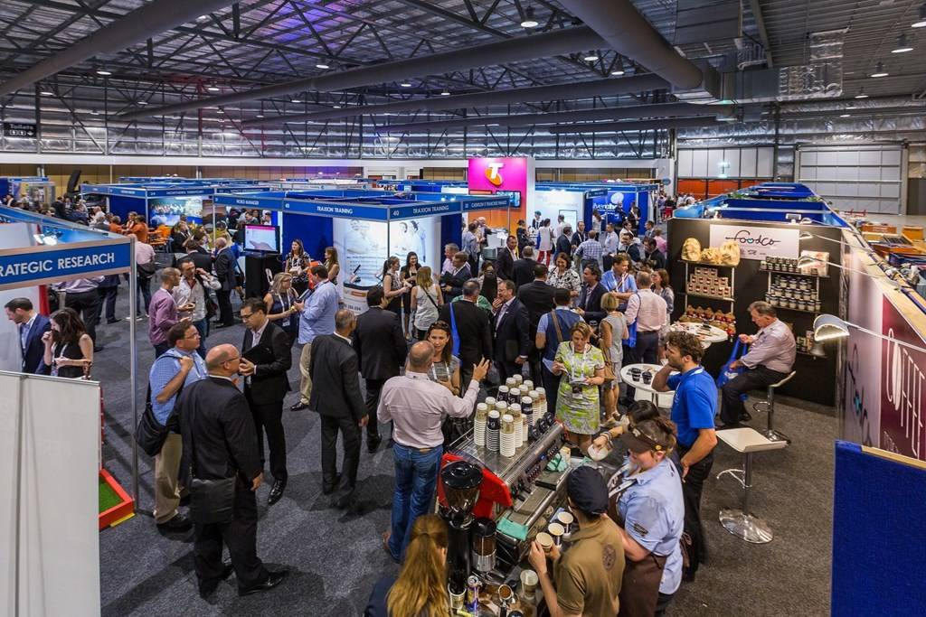 Exhibition Halls 5 and 6 at Sydney Showground - Sydney ...