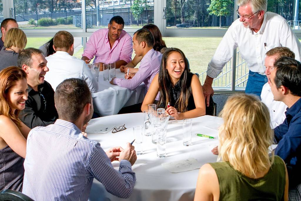 Sydney Olympic Park - Tennis Centre Function Room