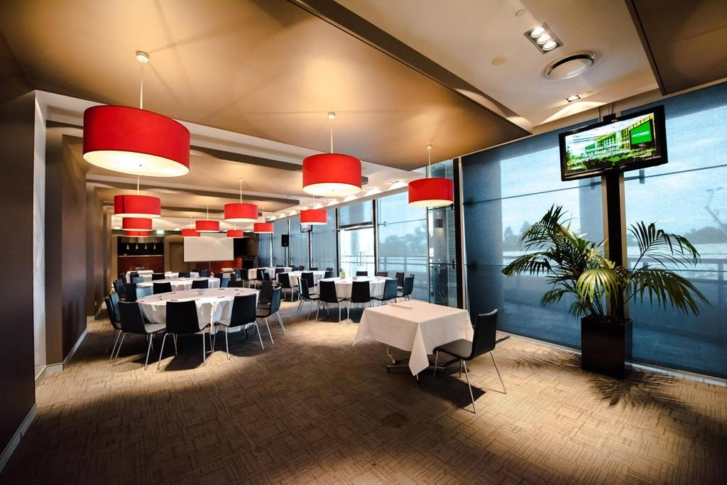 Sydney Olympic Park - Victory Room - Photography courtesy of ANZ Stadium