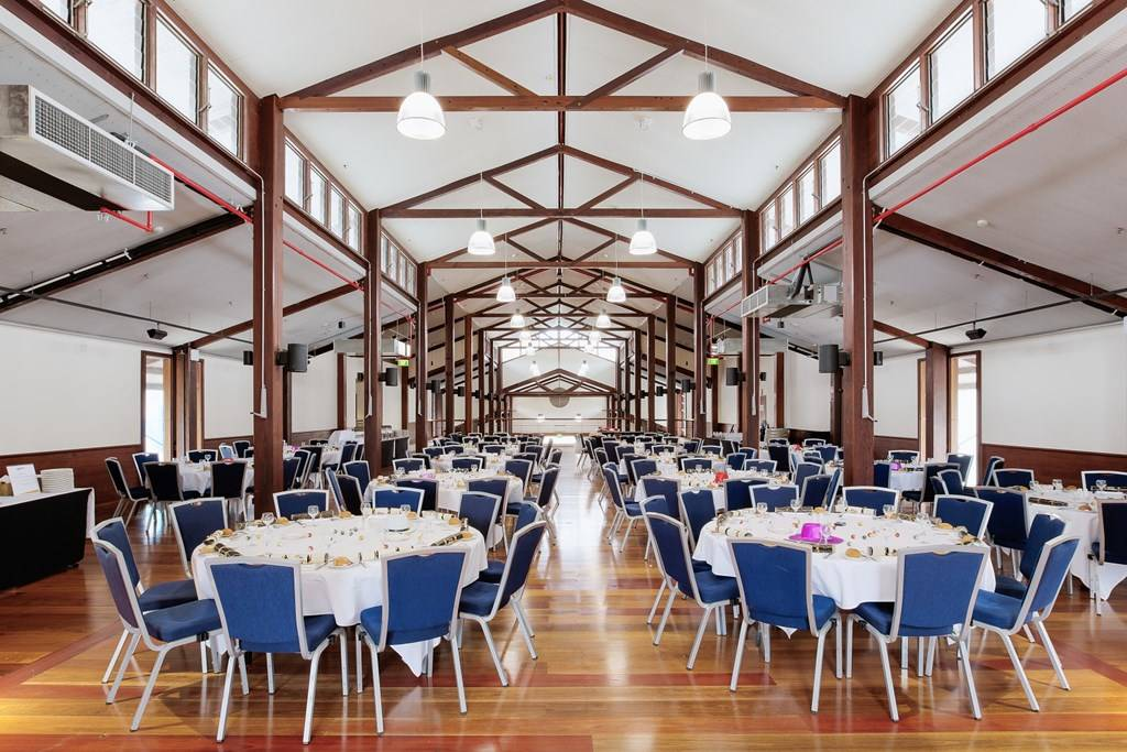 Sydney Olympic Park - Royal Stables Clydesdale Room - Photography by Ondrej Koucky
