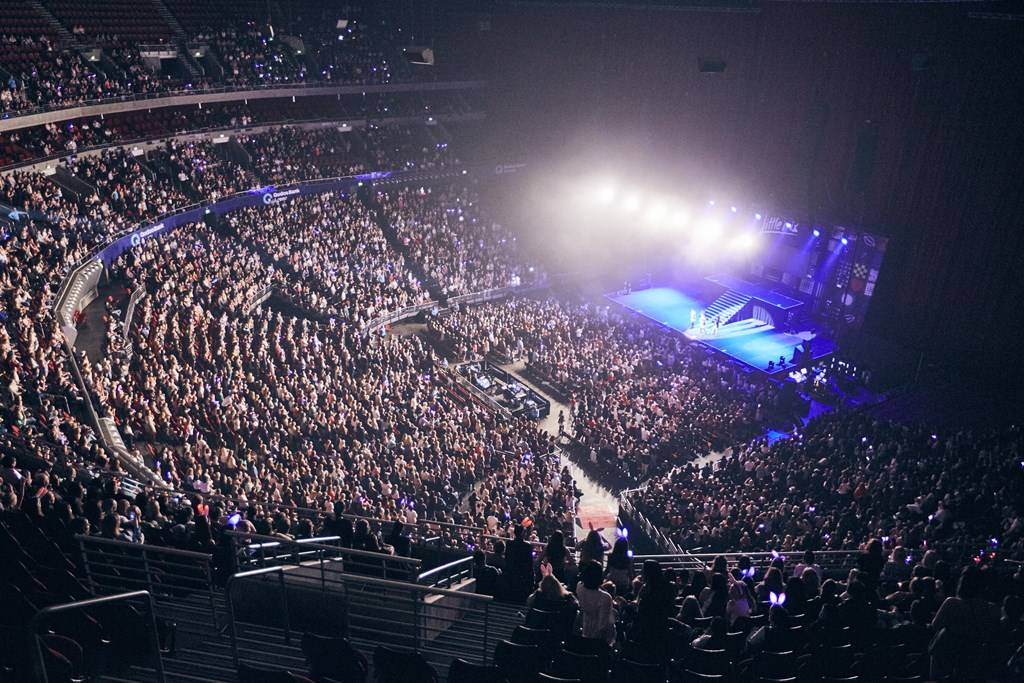 Sydney Olympic Park - Qudos Bank Arena - Photography courtesy of Qudos Bank Arena