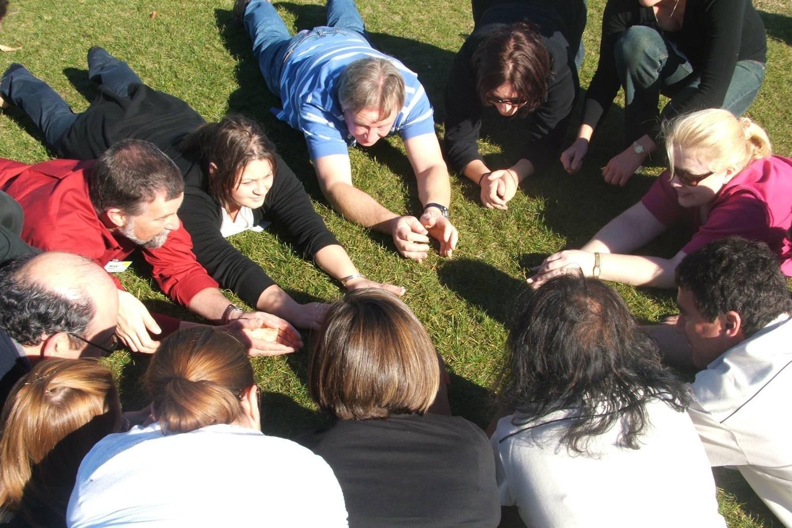 Team Building - Sydney Olympic Park