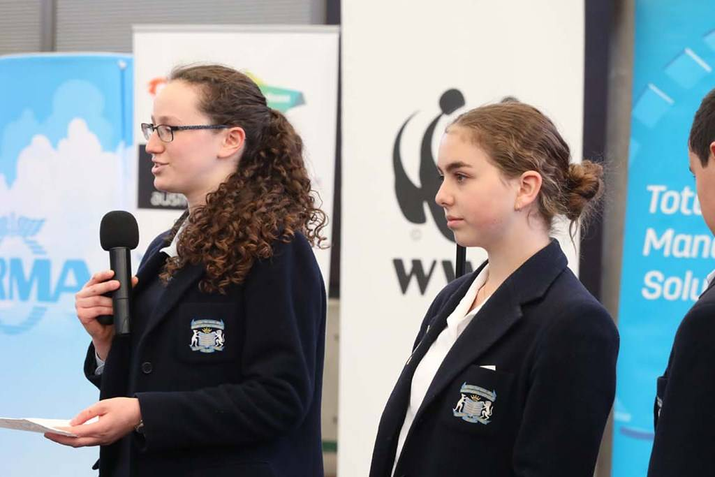 2017 Youth Eco Summit Secondary 2018 - Sydney Showground - Photography by