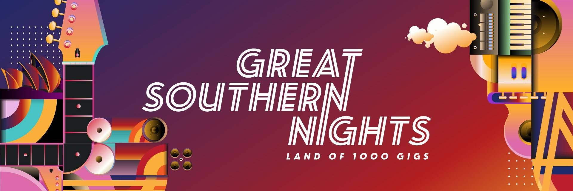 Great Southern Nights Home Page Banner