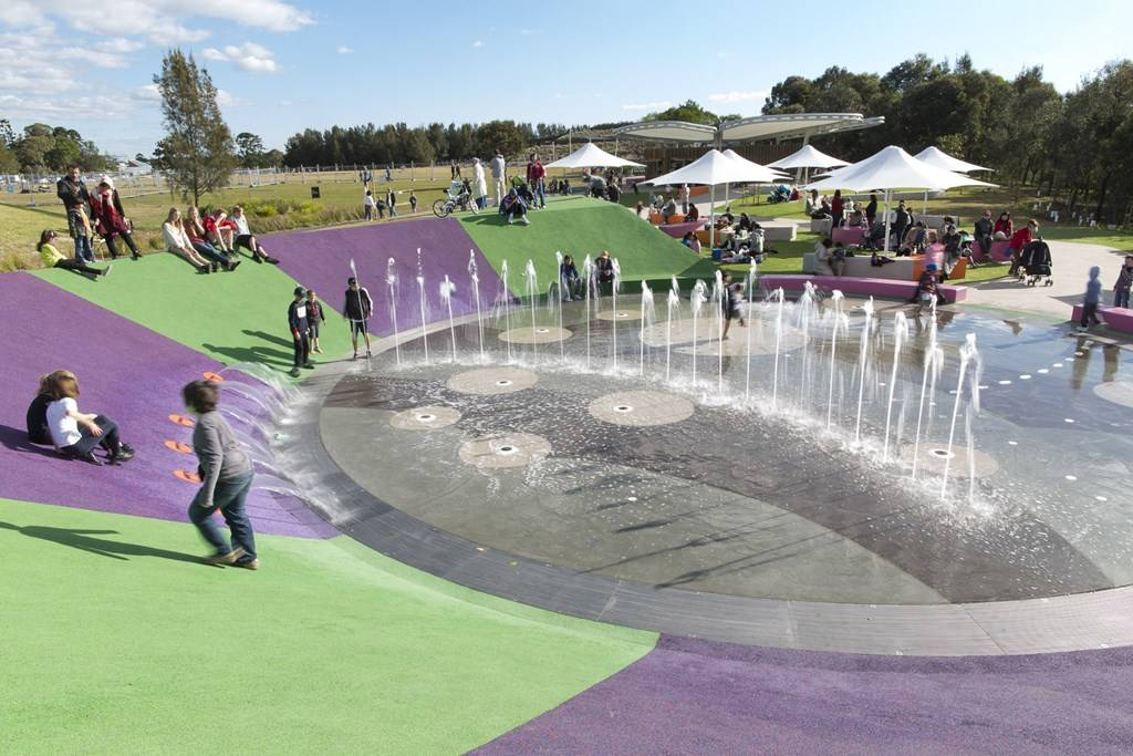 Blaxland Riverside Park