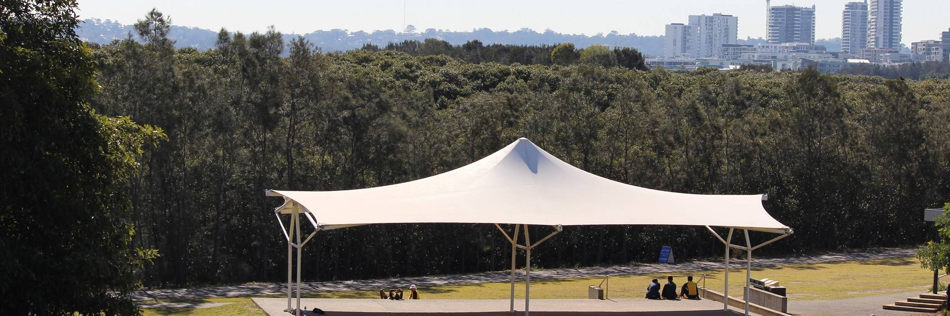 Sydney Olympic Park - Education Shade Sail