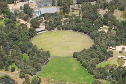 Wentworth Common Oval Aerial