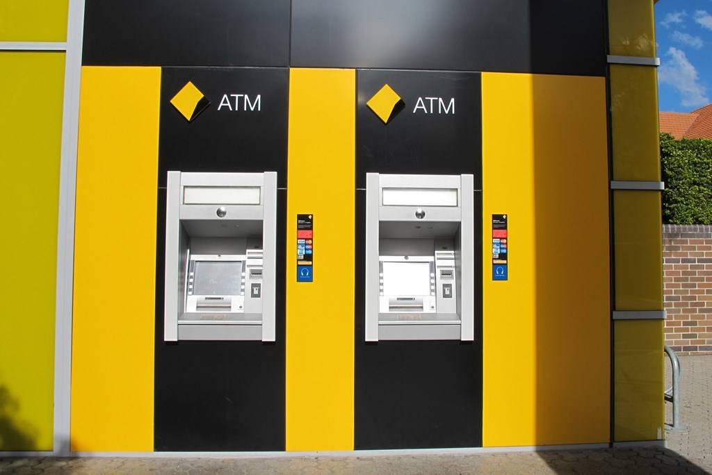 Sydney Olympic Park - ATMs - Photography by Stephanie Stacyana