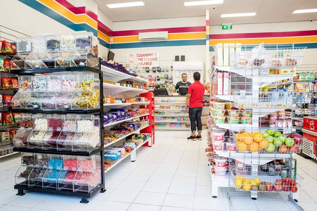 Sydney Olympic Park - Aussie Mini Mart - Photography by James Horan