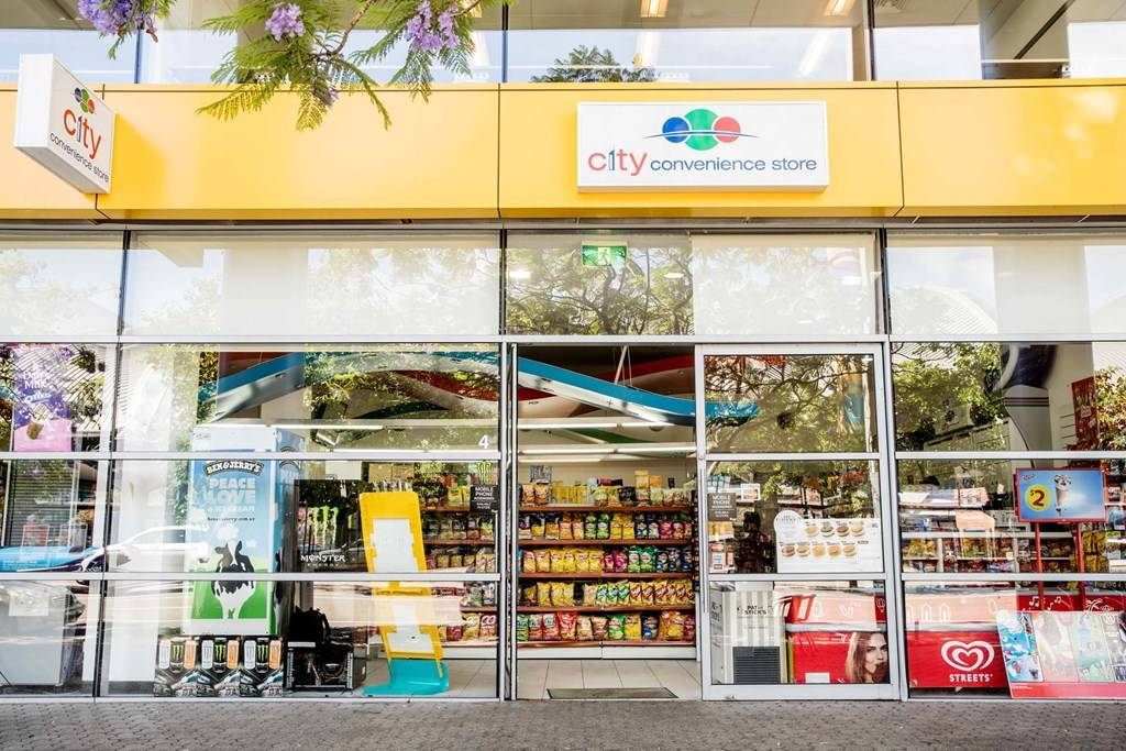 Sydney Olympic Park - City Convenience Store - Photography by James Horan