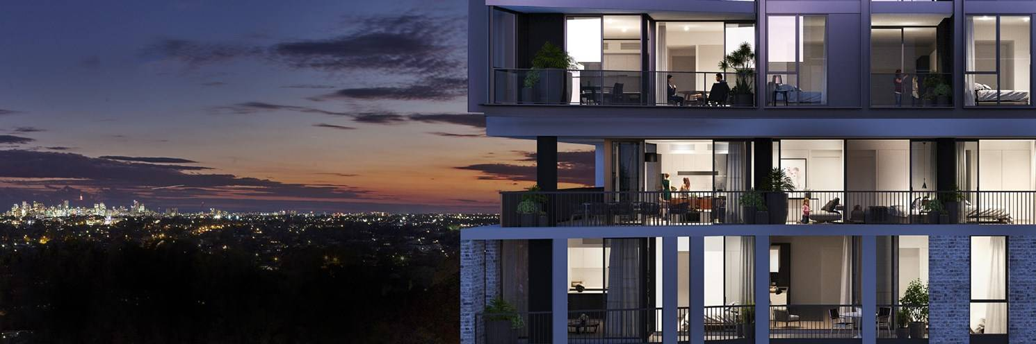 Figtree Drive Apartments - Photo courtesy of Mirvac
