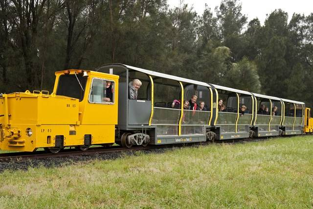 Sydney Olympic Park - Riding the Rails - Photography by Paul K Robbins